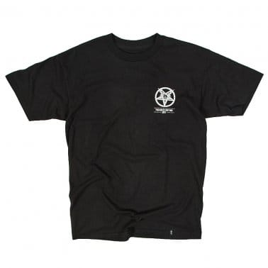 X Thrasher Down From Here T-shirt - Black