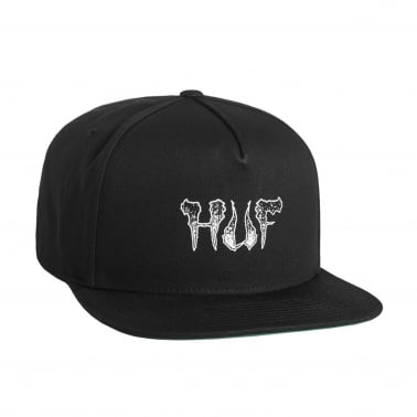 Sewer Snapback - Black