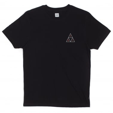 Swords Triangle Tee - Black