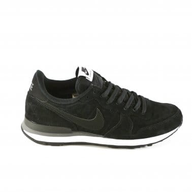 Internationalist - Black/Black