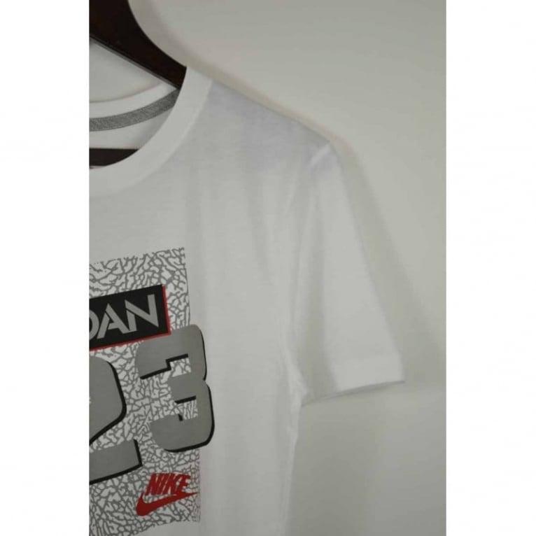 Jordan 23 Archive Tee - White