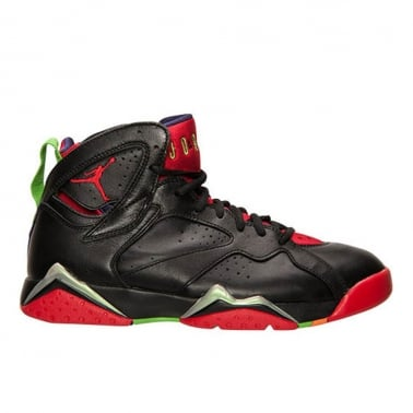 7 Retro 'Marvin the Martian' - Black/University Red