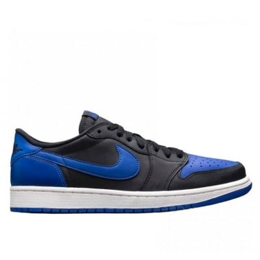 Retro 1 Low OG - Black/Varsity Royal/Sail