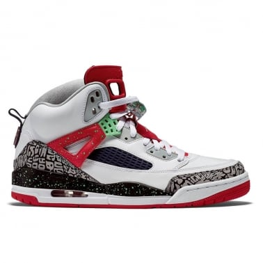 Spizike White/Green/Red