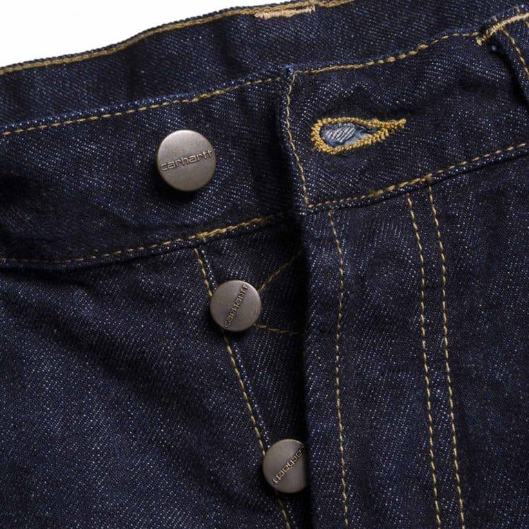 Carhartt WIP Klondike EW II Blue Rinsed Jeans
