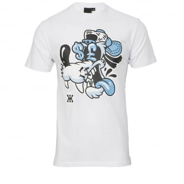 Mad Dawg T-shirt - White
