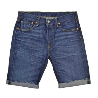 501 Short Jeans - Indigo