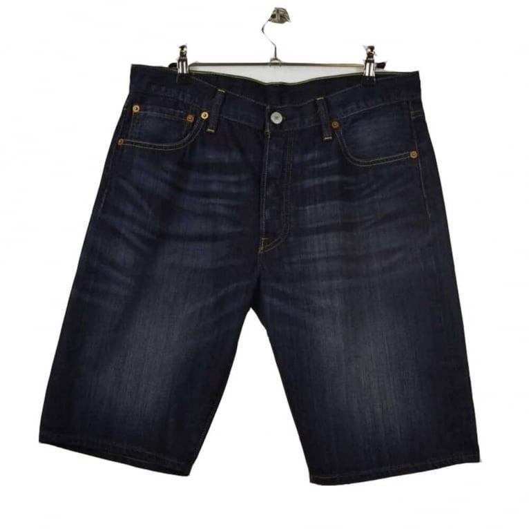 Levi's Jeans 501 Shorts Mid - Indigo