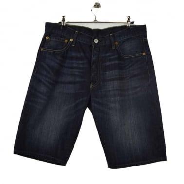 501 Shorts Mid - Indigo