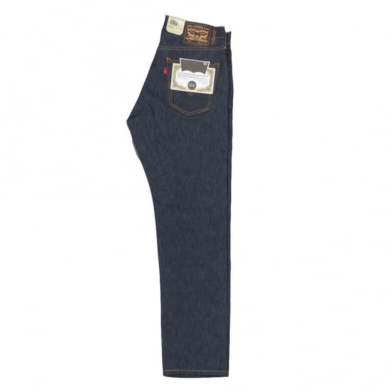 Levi's Jeans 504 Straight Rigid Jeans - Indigo
