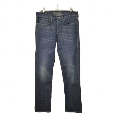 222 Slim Bruise Jeans