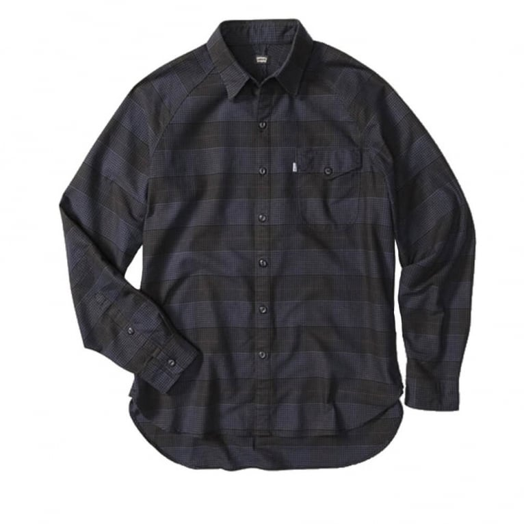 Levi's Jeans Manual Shirt - Black/Grey