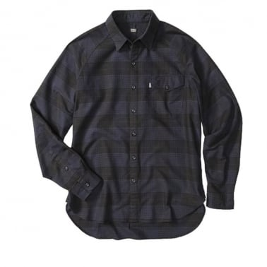 Manual Shirt - Black/Grey
