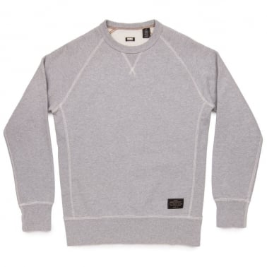 Skate Crewneck Sweatshirt - Grey