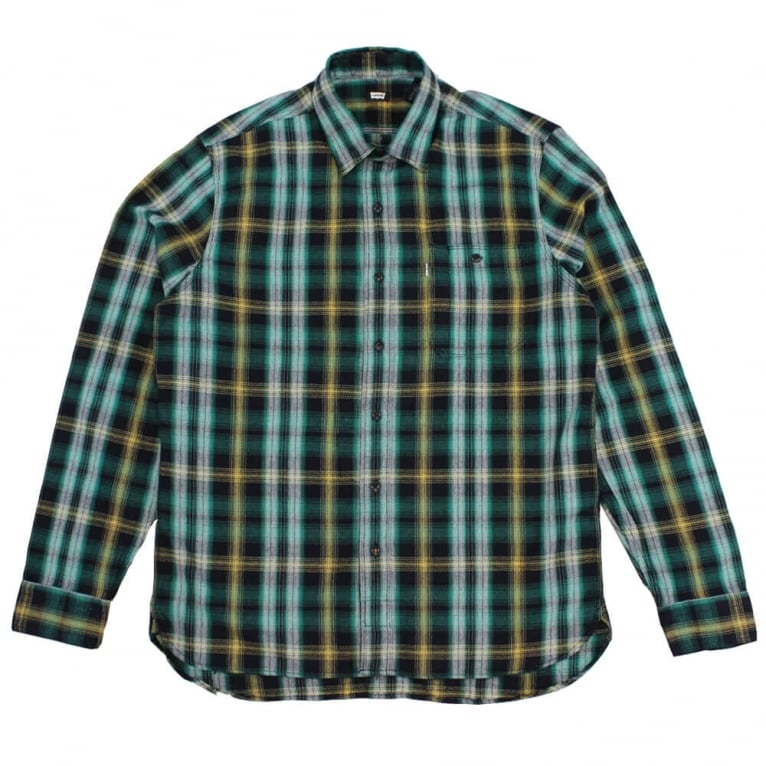 Levi's Jeans Skatemaker Shirt - Green