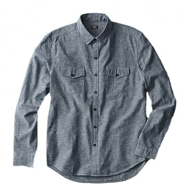 Wagoneer Shirt - Denim