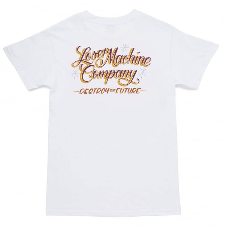 Loser Machine El Camino All Day Tee - White