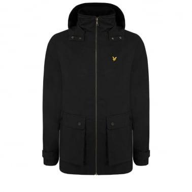 Microfleece Jacket True Black
