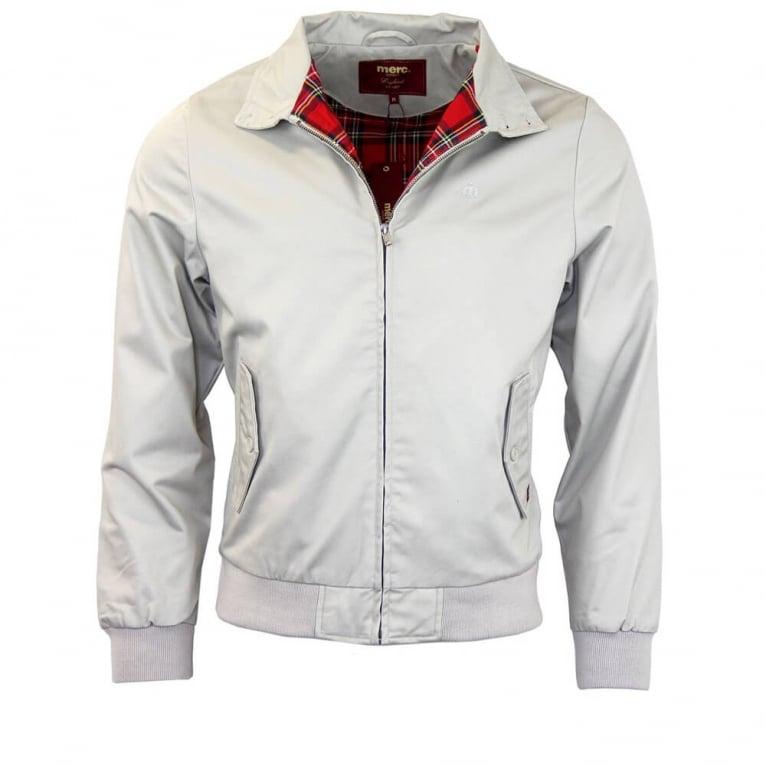 Merc Harrington Jacket Stone