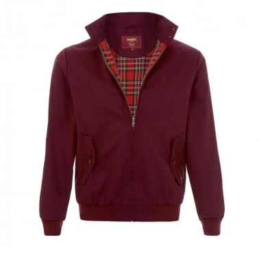 Harrington Jacket Wine