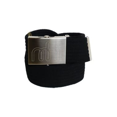 Mhi Ninja Web Belt Black