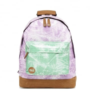 Tie Dye Pack - Purple/Green