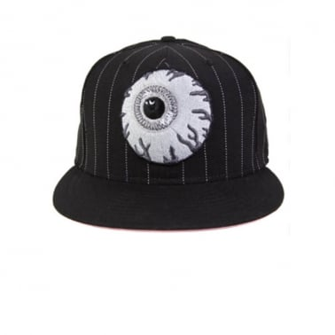 Keep Watch Black Pinstripe