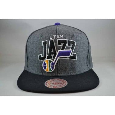 Mitchell And Ness Jazz Arch DK Grey/Black