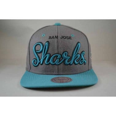 Melt Shark Snap Grey/Teal