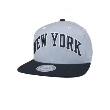 Xl Word Knicks Grey