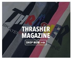 Thrasher Magazine Clothing