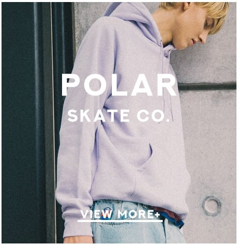 Polar Skate Co. Holiday '17