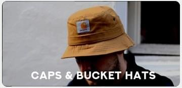 Accessories - Caps & Buckets
