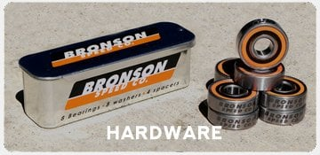Skateboarding Hardware