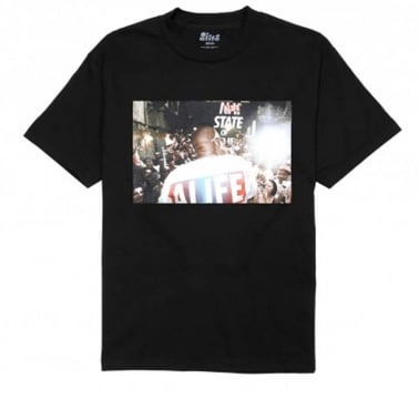 Nas For Alife T-shirt - Black