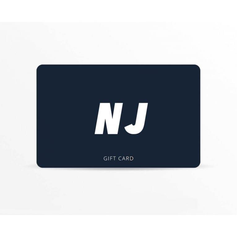 Natterjacks Gift Card