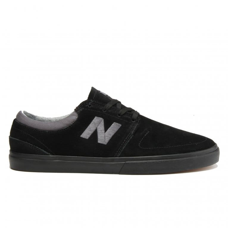 New Balance Numeric Brighton 344 - Black Suede