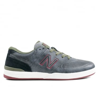 Numeric Logan 637 - Black/Red