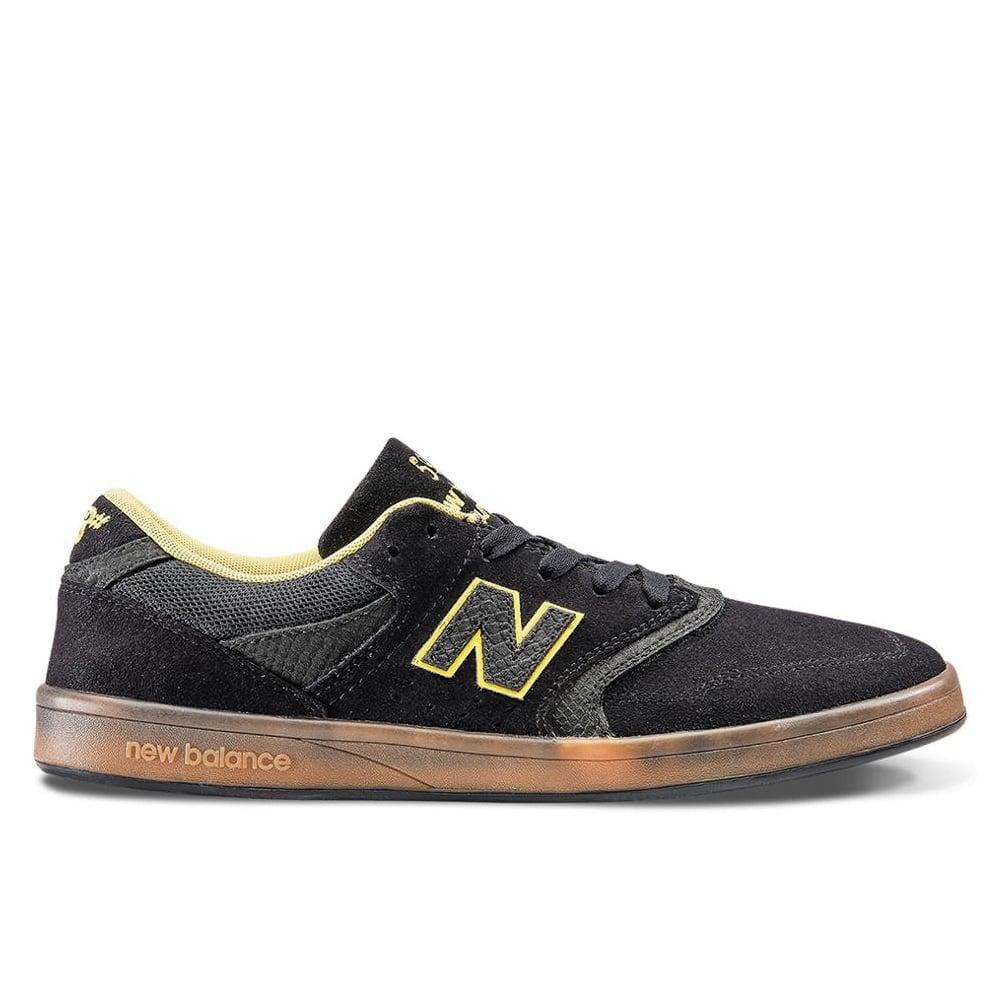 new balance black gold