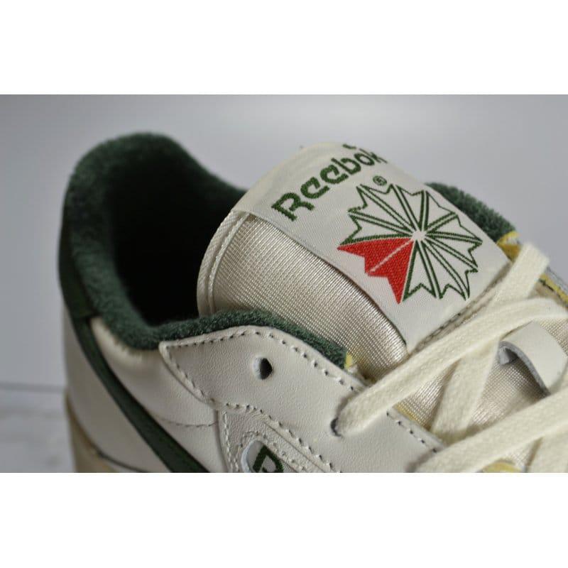 Reebok Newport Classic Uk Chalk Green  5c647ea2a