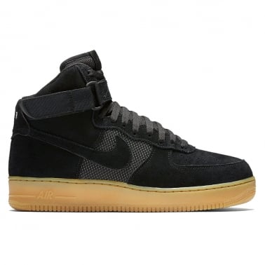 Air Force 1 Hi 07 LV8 - Black/Gum