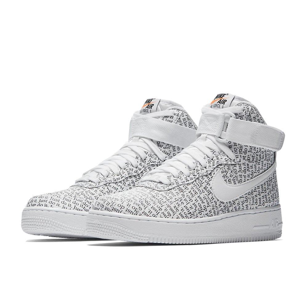 66fc9e64020bb Nike Air Force 1 High LX  Just Do It