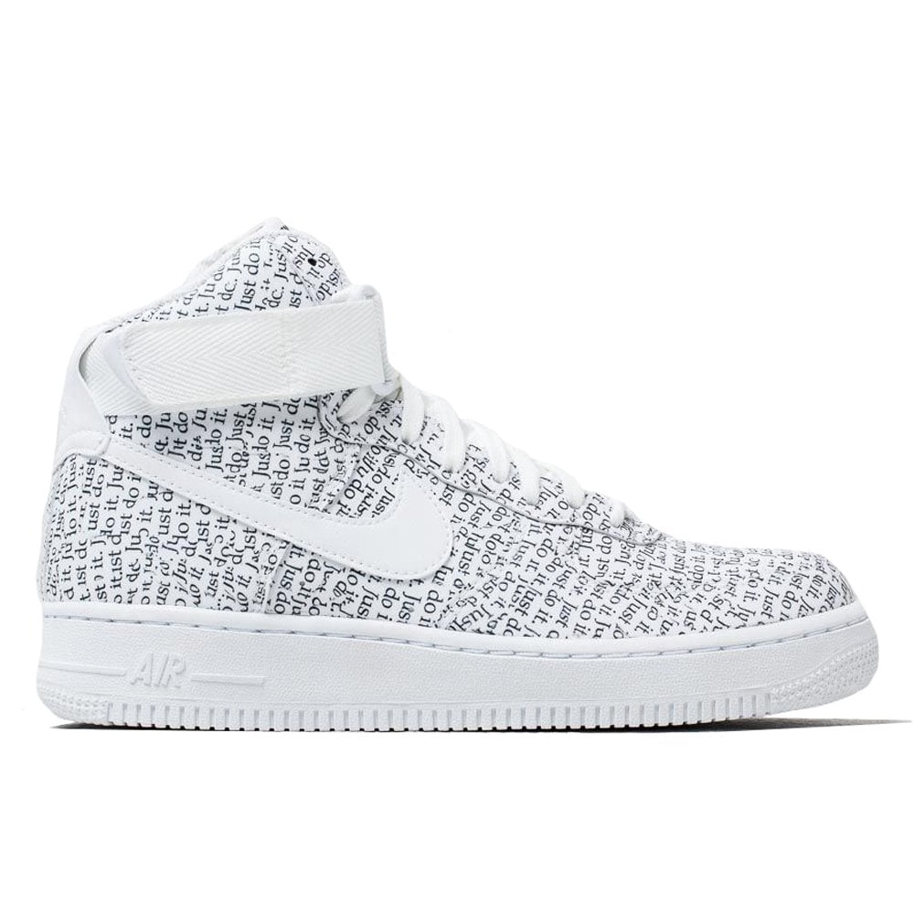 Nike Air Force 1 High LX  Just Do It   f9ef72c4991