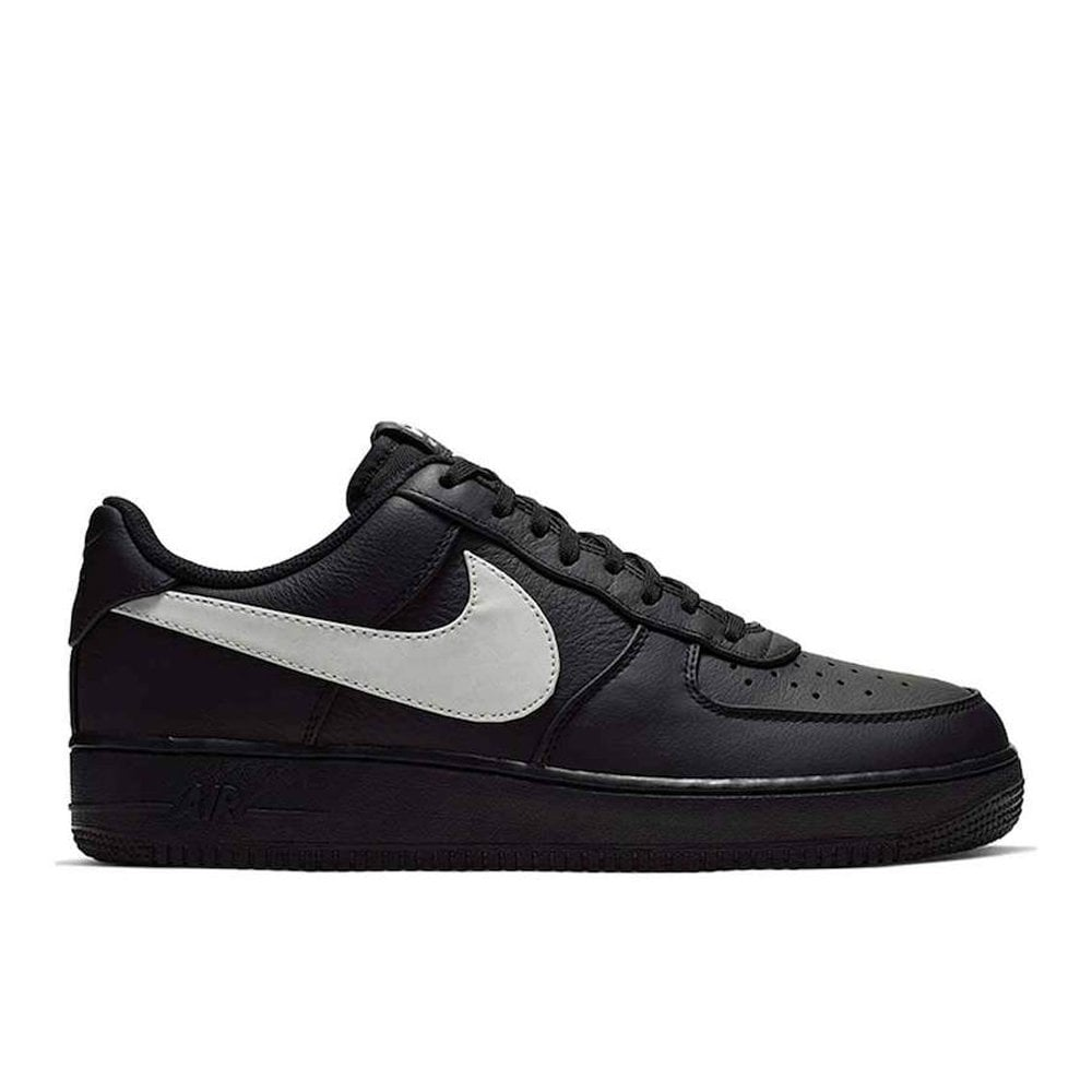 check-out 650f5 d8922 Air Force 1 Premium - Black/Barely Grey