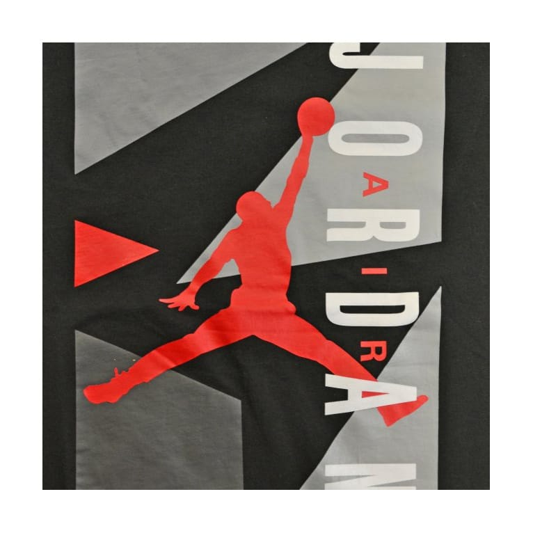 Jordan '92 Retro Tee - Black/Red