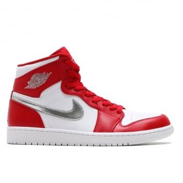 Air Jordan 1 Retro High - Gym Red/Silver