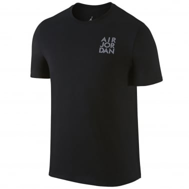 Air Jordan 5 Hang Time T-Shirt - Black