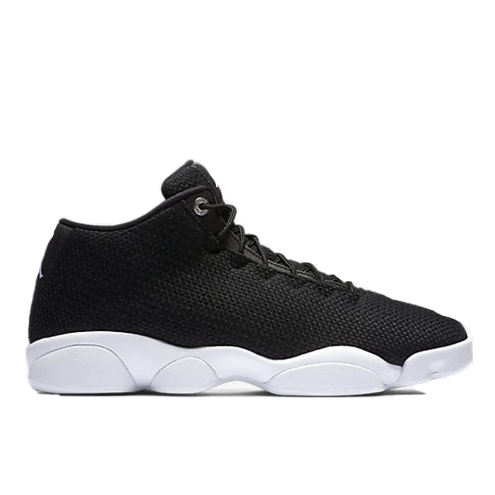 jordan horizon low black and white