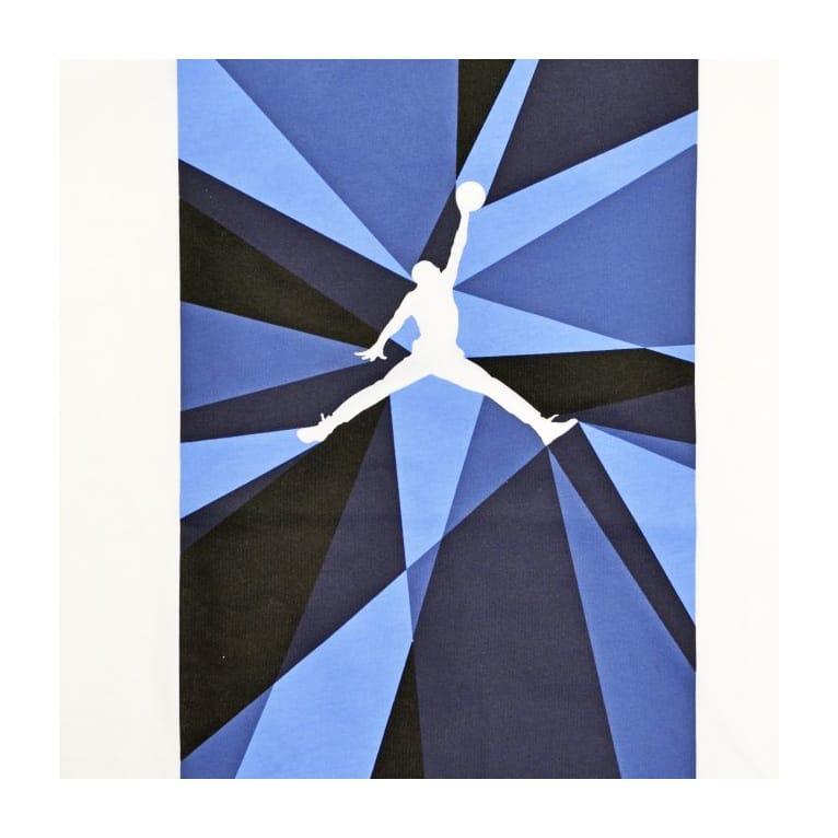 Jordan Jumpman Fragmented Tee - White