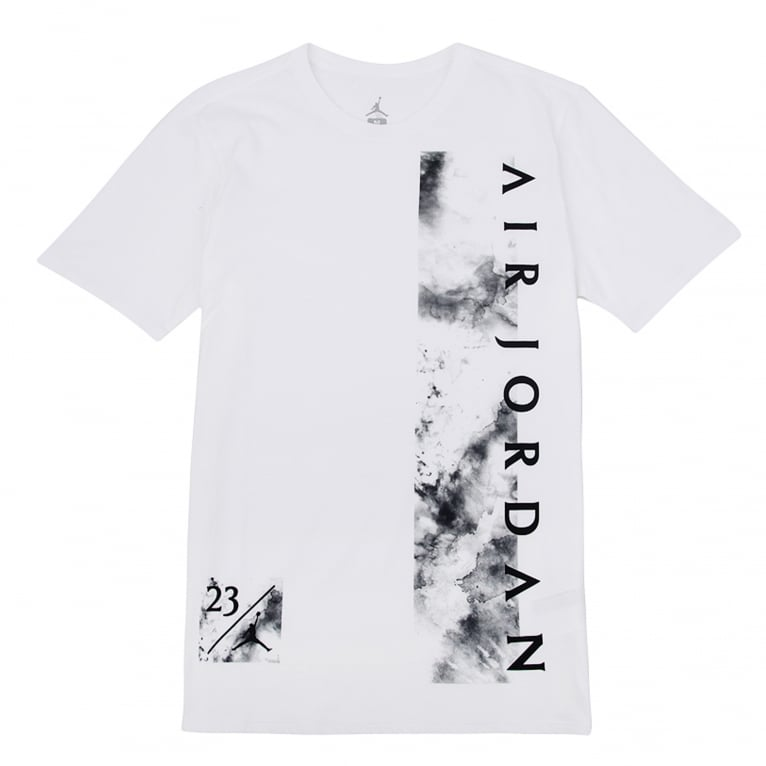Jordan Vertical Dreams Tee - White